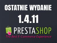 Prestashop 1.4.11 wydany