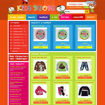 Sklep KidsBoom