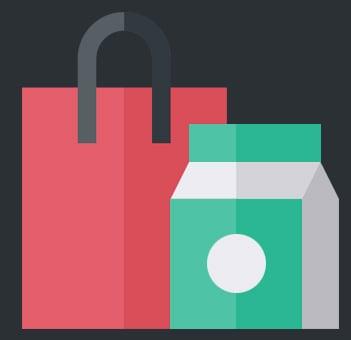 Nieograniczone ilości dodawanych produktów i kategorii.